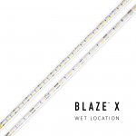 X-Range™: BLAZE™ X Wet location LED Tape Light