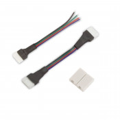 DAZZLE® CLICKTIGHT® RGB(W) Tape Light Connectors