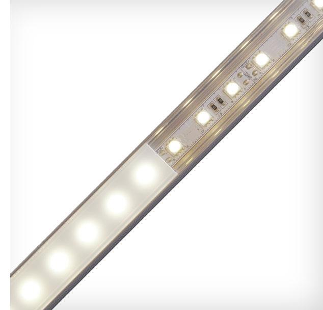 Chromapath aluminum channels for led strip lights elemental led mozeypictures Images