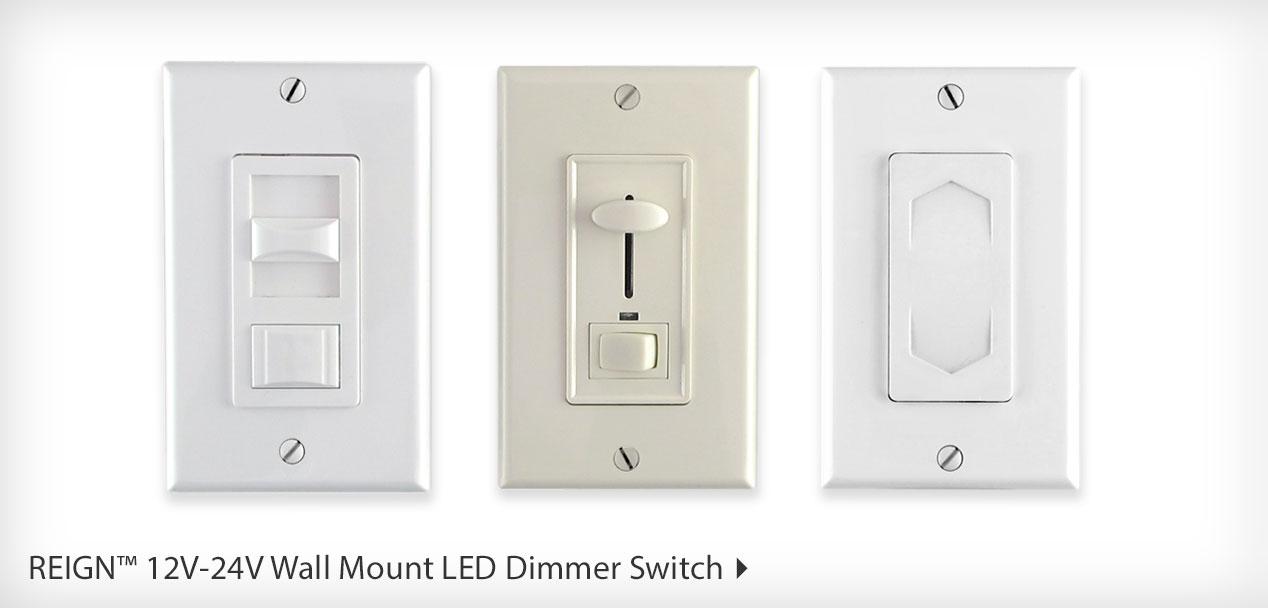 led dimmer switches for 12v led dimming elemental led. Black Bedroom Furniture Sets. Home Design Ideas