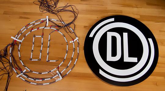 DIY: Illuminated Signs with LED Light Modules - Elemental LED
