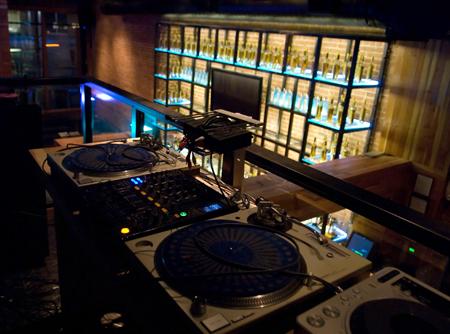 Sloane nightclub diode led - Mezzanine verlichting ...