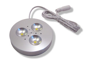 The Dimmable LED Puck Light