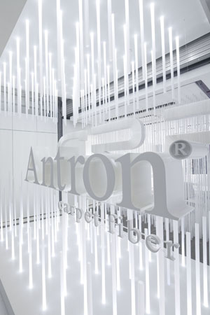 antron carpet neocon showroom led module lights 2
