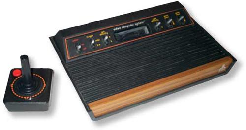 The original Atari console