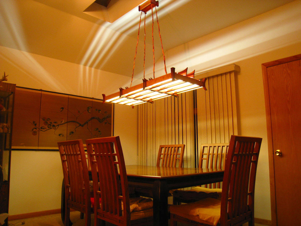 Julie S Hanging Led Light Fixture