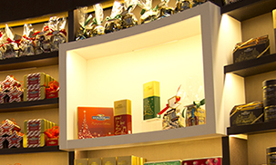 Retail Display Lighting Solutions Equiflux And Avenue 24