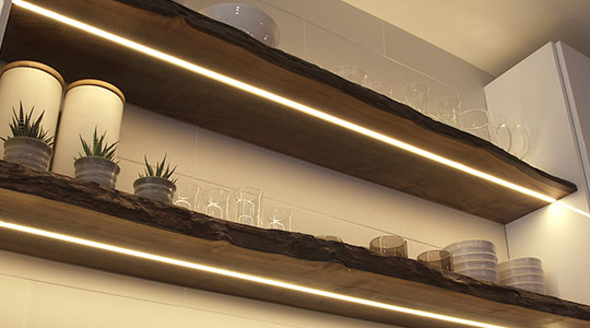 Recessed LED Lighting: Product and Installation Ideas