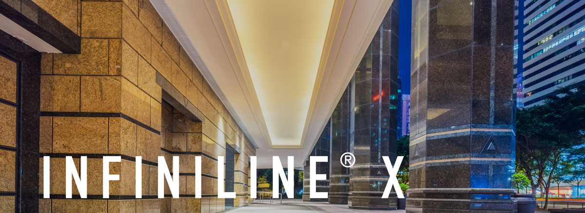 INFINILINE XDriverless Linear LED Lighting